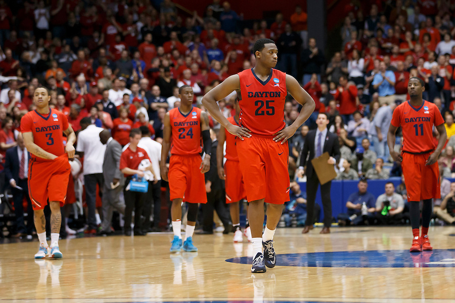 Mar 17, 2015; Dayton, OH, USA; NCAA  Round 1 at UD Arena. Mandatory Credit: Rick Osentoski-USA TODAY Sports (Rick Osentoski/Rick Osentoski-USA TODAY Sports)