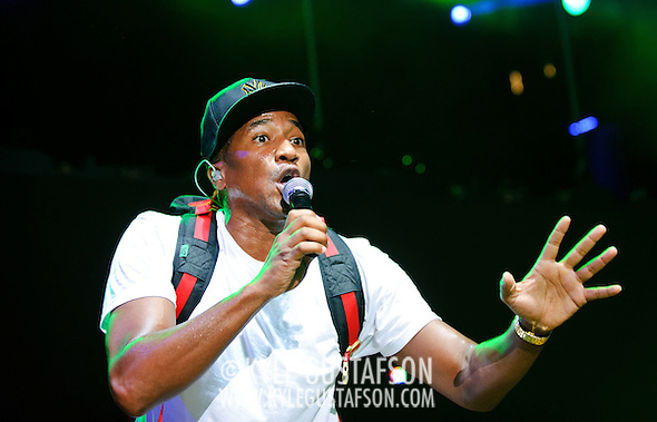 Columbia, MD - August 30th, 2010:  Q-Tip and A Tribe Called Quest performed hits from their seminal 1993 album Midnight Marauders. (Photo by Kyle Gustafson/For The Washington Post) (Photo by Kyle Gustafson/For The Washington Post)
