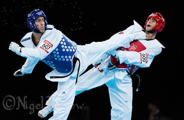 Olympic taekwondo logo