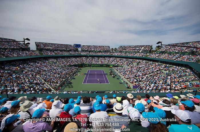 AMBIENCE Tennis - Sony Open -  Crandon Park - Miami - Florida - USA - ATP-WTA - 2014  - USA  -  30 March 2014.  © AMN IMAGES (FREY/FREY- AMN Images)