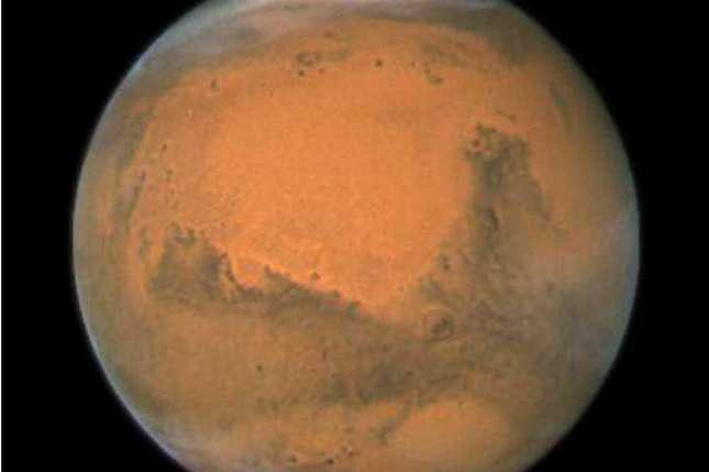 La vida en la Tierra provino de Marte, según científico de EEUU