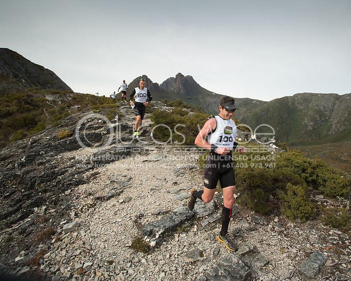 Team Xtech (Tim Robinson and Dean Hemburrow). Adventure Racing. Swisse Mark Webber Challenge 2013. Tasmania, Australia. 28/11/2013. Photo By Lucas Wroe (Lucas Wroe)