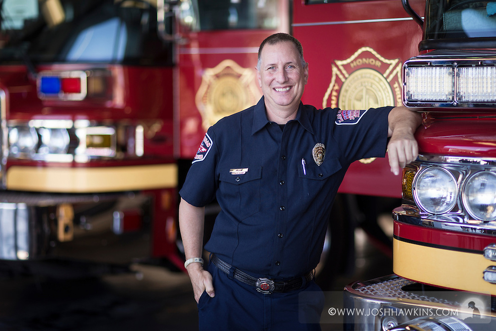 Ron Kline – Las Vegas Fire & Rescue – Everyday Heroes 2015