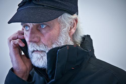 University of Alaska Robert B. Atwood Chair of Journalism, Richard Murphy, Anchorage (Clark James Mishler)