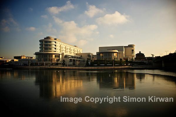 Ramada Plaza & Southport Convention Centre - Photo By Simon Kirwan