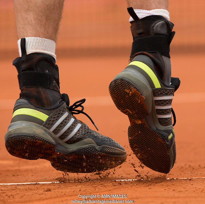 ANDY MURRAY (GBR) Tennis - French Open 2014 -  Toland Garros - Paris -  ATP-WTA - ITF - 2014  - France -  29 May 2014.  © AMN IMAGES (FREY/FREY- AMN Images)