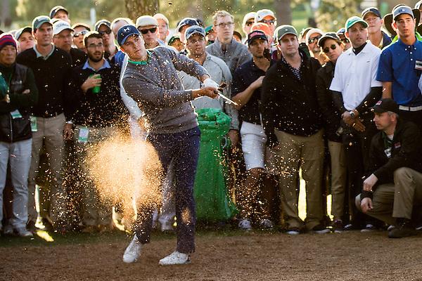 Golf: 2016 Masters Round 3 Saturday Augusta National/Augusta, GA, USA 04/09/2016 SI-14 TK3 Credit: Darren Carroll (Darren Carroll/Sports Illustrated)