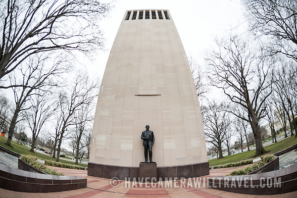 Robert A. Taft Memorial and Carillon Robert Taft Memorial and Carillon in Washingotn DC L083165619