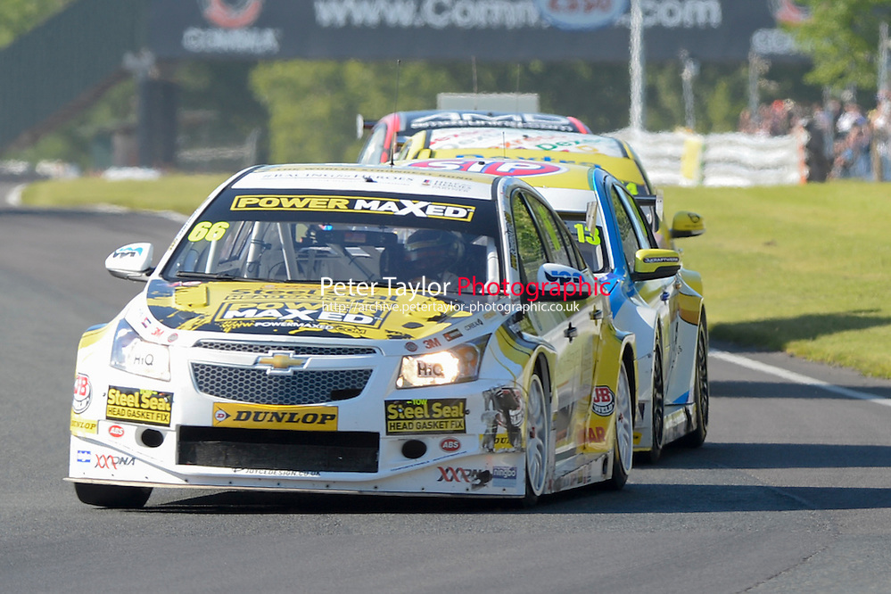 #66 Josh Cook Chevrolet Cruze Power Maxed Racing