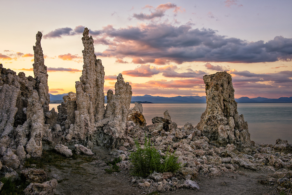 Mono Lake in Lee Vining, California (Doug Oglesby)