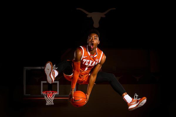 NCAA Mens Basketball:  CBK Portrait of University of Texas Isaiah Taylor Portrait University of Texas/Austin, TX, USA 10/23/2014 X158862 TK1 Credit: Darren Carroll (Darren Carroll/Sports Illustrated)