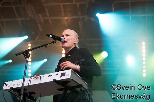 Jugendfest 2012. Eva & The Heartmaker spiller på Jugendfest i �lesund torsdag kveld. Foto: Svein Ove Ekornesvåg (Svein Ove Ekornesvåg)