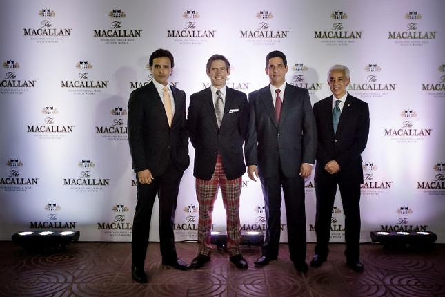 Tommy Terrero, Charlie Whifield, Augusto Ramirez y Luis Concepción