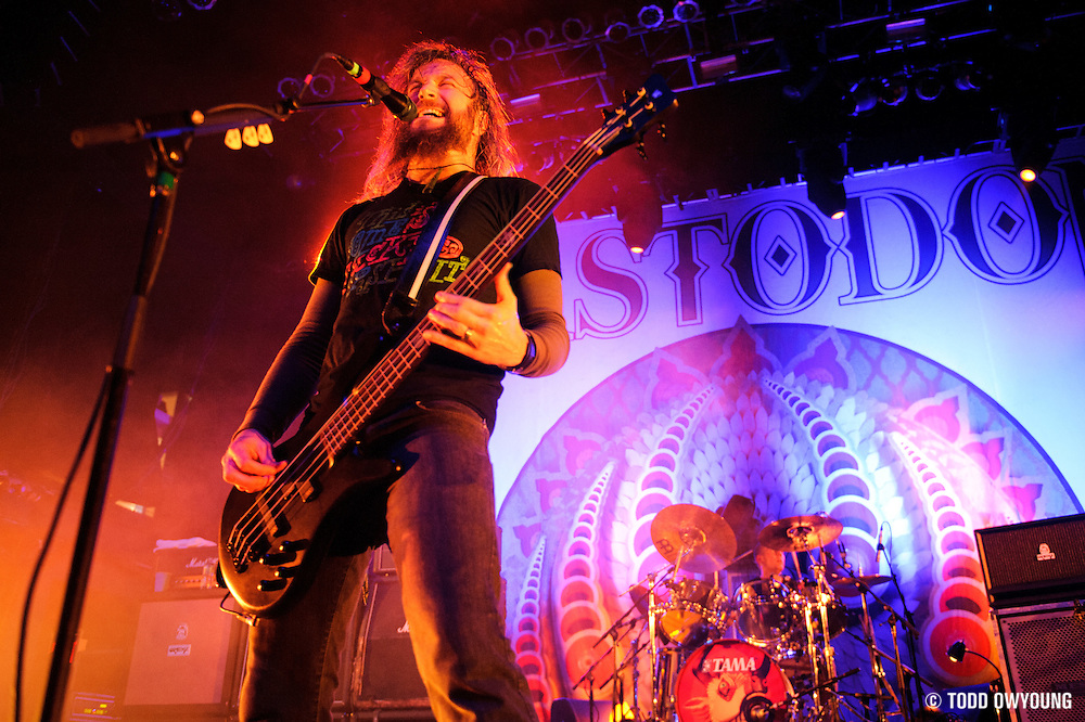 Maston performing at Terminal 5 in New York City on November 19, 2011. (Todd Owyoung)