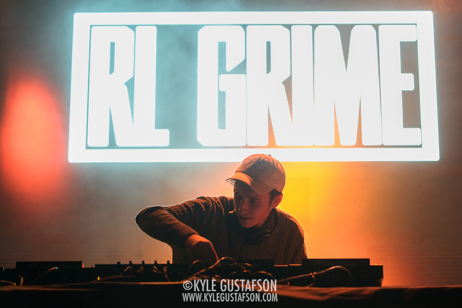 COLUMBIA, MD - August 30th, 2015 - RL Grime performs at the 2015 Trillectro Festival at Merriweather Post Pavilion in Columbia, MD (Photo by Kyle Gustafson / For The Washington Post) (Kyle Gustafson/For The Washington Post)
