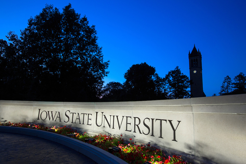 (Photo by Christopher Gannon/Iowa State University) (Christopher Gannon)