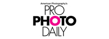 American Photography's PRO PHOTO DAILY
