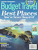Cover of Budget Travel Magazine, September 2011