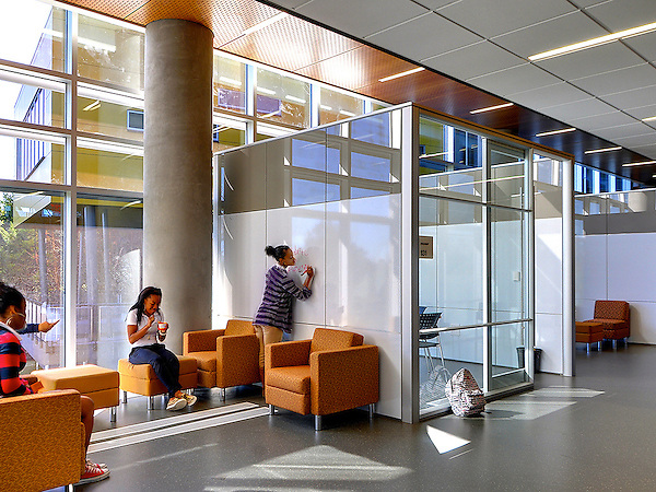 In 21st Century Learning Spaces, It's OK to Write on the