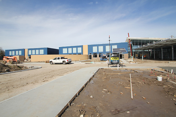 Construction on new Washington HS nearing completion | News Blog
