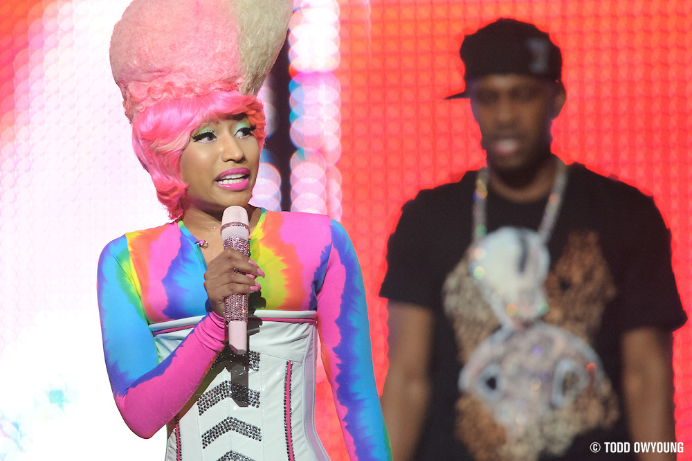 Photos: Nicki Minaj, I Am Still Music Tour - Music Photography
