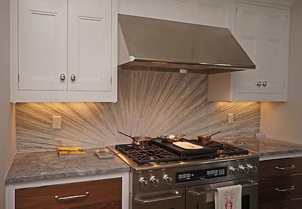 backsplash ideas for kitchen for the amazing | Yahoo! Homes: 25 amazing backsplashes to transform a ...