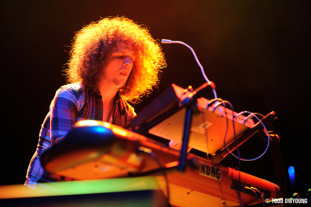 Photos of the band Sleeper Agent performing on February 24, 2011 at the Pageant in St. Louis. (Todd Owyoung)