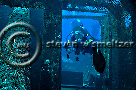 Looking Through the Main Cabin, Carthaginian, Maui Hawaii (Steven W SMeltzer)