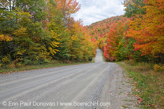 Northeast Kingdom  - Granby Road in Granby, Vermont during the autumn months (Erin Paul Donovan | ScenicNH.com Photography)