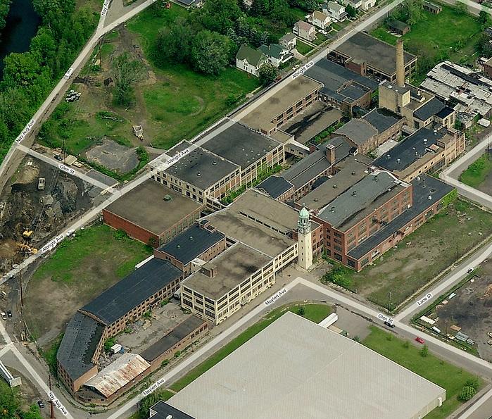 Dunmore Pennsylvania: Scranton Lace Company