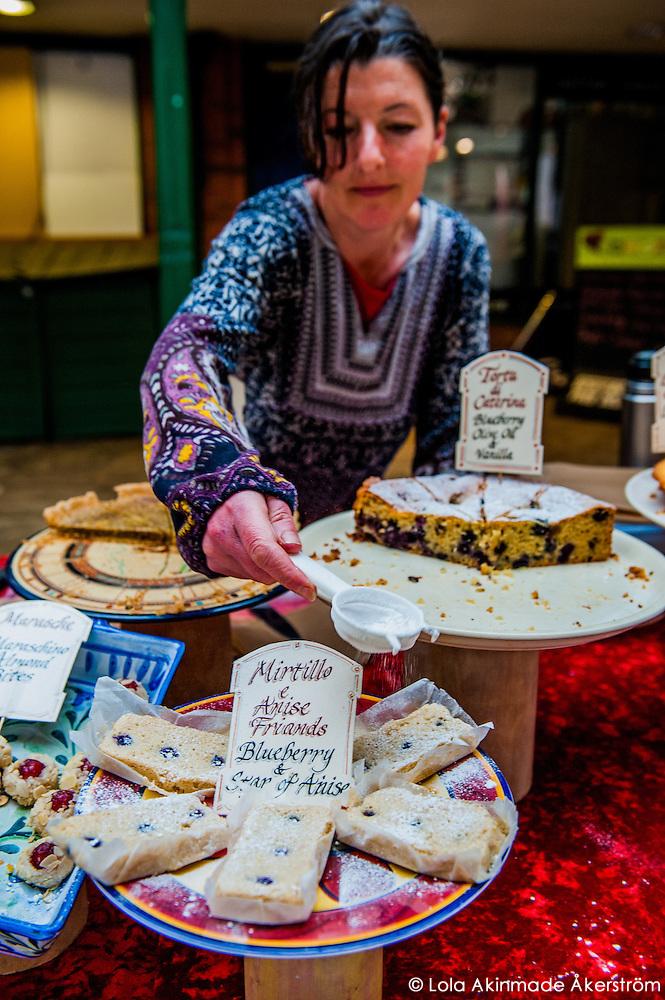 St. George's Market in Belfast (Lola Akinmade Åkerström)