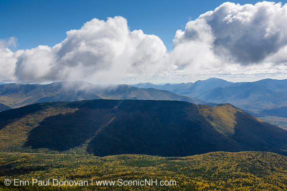 Owls Head and the Pemigewasset Wilderness from the Franconia Ridge Trail in New Hampshire.