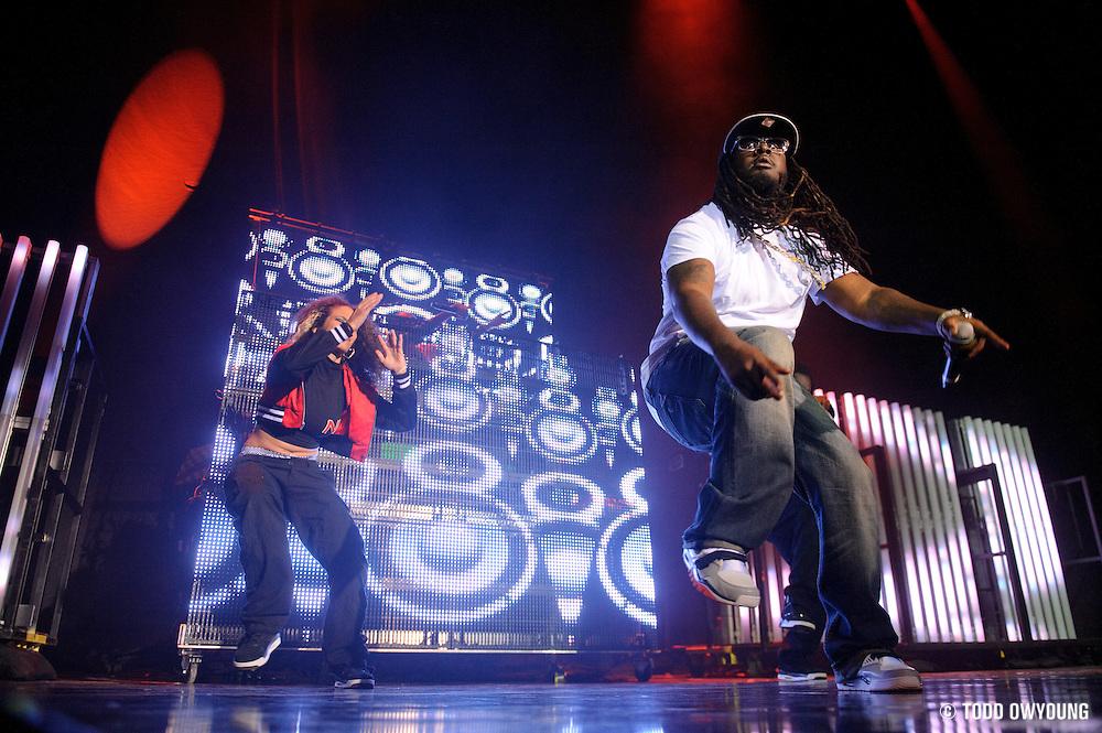 Photos: T-Pain, F A M E  Tour 2011 - Music Photography - ishootshows com