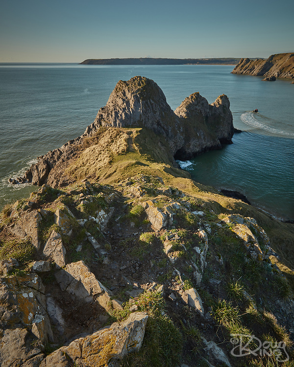 Three Cliffs Bay, Gower, South Wales (Doug King)