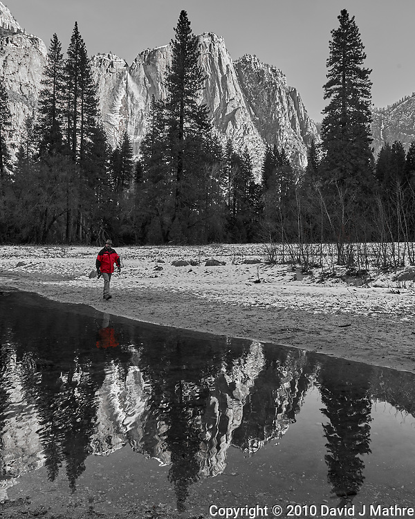 Yosemite in Winter: A Season of Contrast. (David J Mathre)