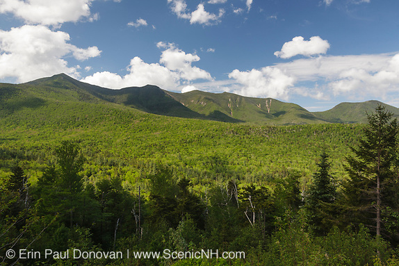 Views from a pulloff along the Kancamagus Highway (route 112), which is one of New England's scenic byways in the White Mountains, New Hampshire USA (Erin Paul Donovan)