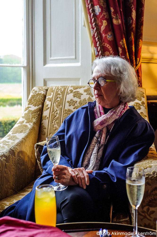 People and faces at Castlemartyr (Lola Akinmade)