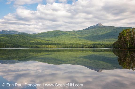 Reflections at Chocorua Lake in New Hampshire.