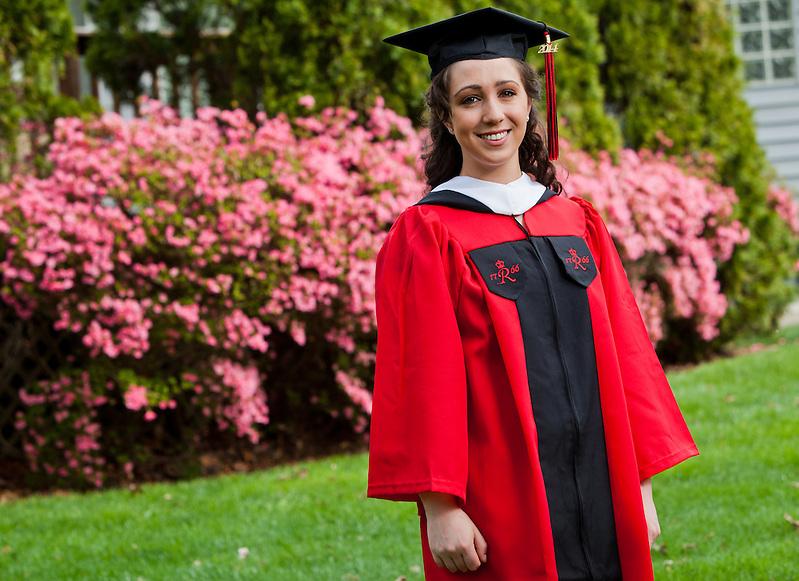 Cristina Trecate 2014 Graduate of Rutgers University – Michael J ...