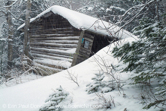 Resolution Shelter is located off Davis Path in the Dry River Wilderness in the White Mountains, New Hampshire. It was an Adirondack-style shelter that closed in 2009 because of safety issues and dismantled in December of 2011