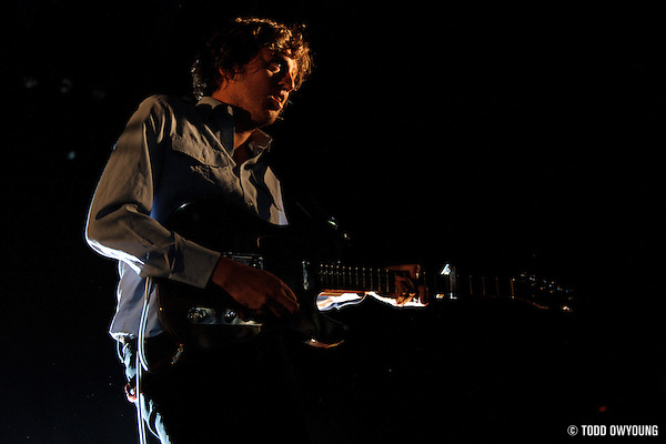 French rock band Phoenix performing at the Pageant in St. Louis on August 9, 2010. (TODD OWYOUNG)