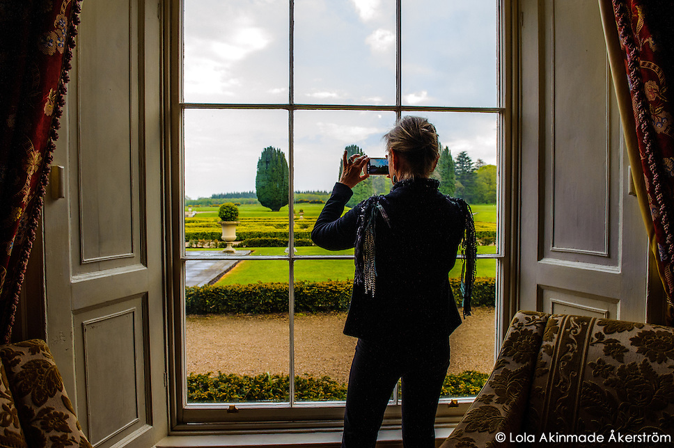 Ireland - People and faces at Castlemartyr (Lola Akinmade)