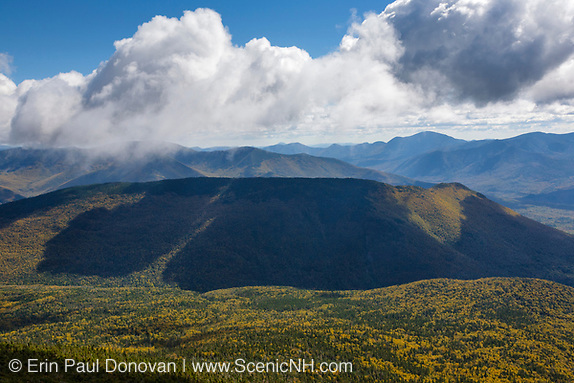 Definition of Wilderness, Owls Head from the Franconia Ridge Trail (Appalachian Trail), near Little Haystack Mountain, in the White Mountains of New Hampshire during the last days of summer.