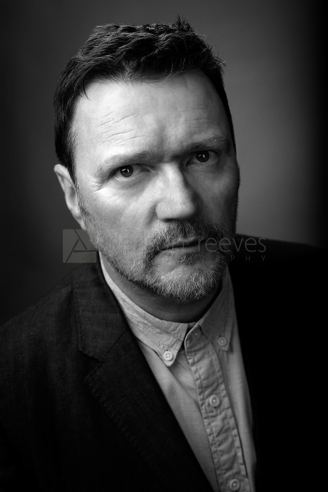 A thought provoking Black and White portrait featuring Ian Puleston-Davies (Colin Boulter)