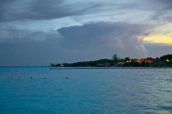 Bacalar, Quintana Roo, Mexico (Anna Fishkin)
