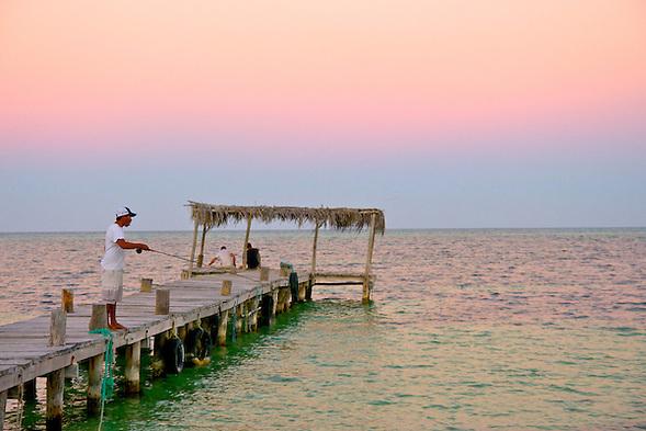 Punta Allen, Quintana Roo, Mexico (Anna Fishkin)