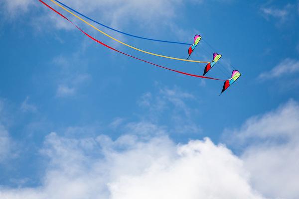 Windscape Kite Festival, Swift Current, Saskatchewan. (Darrell Noakes)