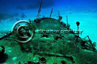 Oro Verde, Shipwreck, Seven Mile Beach, Grand Cayman (Steven Smeltzer)