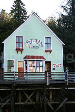 Dolly's House - a brothel in Ketchikan, Alaska