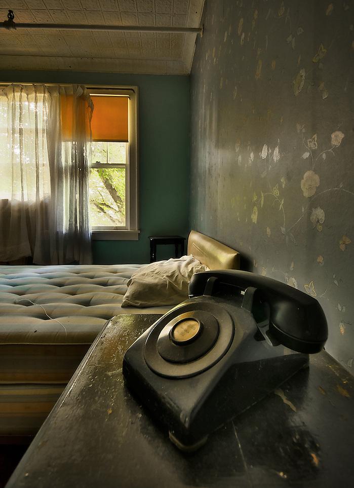 The Adandoned Hotel Adler Sharon Springs Ny The Art Of